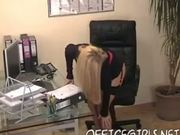 Uniform Secretary MILF Pantyhose Stockings