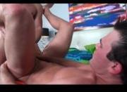 Leon\'s Ass Gape gay porn 6 by OhThatsBig