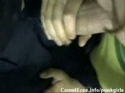EMO Hot Young Teen Blowjob!