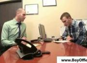 Office twink