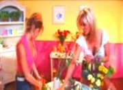 Lisa Daniels and Sunrise Adams