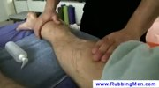 Erotic massage from a gay masseur