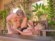 Sun Kissed Busty MILF Kelly Madison Fucking Hubbys Big Cock