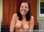 brooke's screaming orgasm solo