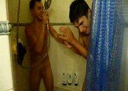 studs showering