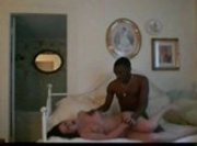 White Teen & Black Boy (Amateur IR)