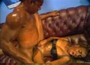 Busty Ebony Dominique