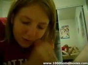 College Girl Handjob