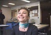 Stephanie the Stewardess Strips
