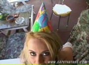 Kelly Kroft's 18th Birthday Anal