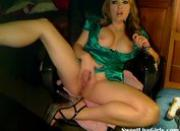 blonde fingering her pussy on a chair(2).wmv