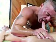 Hot amateur straight guy gets fucked