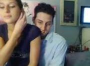 College Teen Couple Webcam