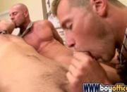 Big Cock Office Threesome.p3