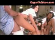 Naughty Asian Nurse Hardcore Sex