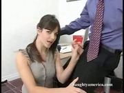 Bobbi Starr is a hot secretary at her job