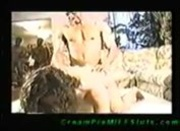 Amatuer creampie gangbang