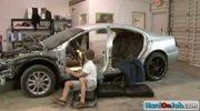 Car mechanic sucking huge black dick by hardonjob