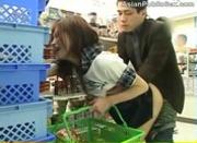Asian Public Store Sex