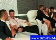 Foreplay with bisexuals in crazy party