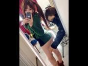 Rina Nakagawa - Asian Girl With An Amazing Butt!