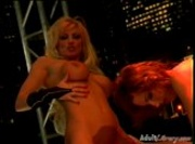 Brittany Andrews Kinky Business On Stage