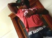 Black stud fucking a toy 1 by GotMasked