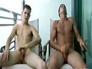JJ and Xavier enjoys playing with big cocks