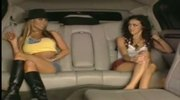 Whitney Fears In The Backseat Of A Limo