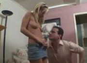 Blonde Chick Takes it Up the Ass for Cash