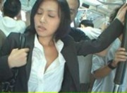 Business Girl Bus Chikan Rape Part 1