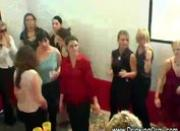 Pornstars turning a party into an orgy