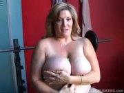 Mature BBW big tits