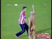 Not So Usual Streaker