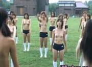 Asian half naked academy shows
