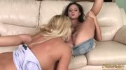 Stephanie Swift & Holly Halston