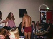 Drunk Girls and a Male Stripper 8