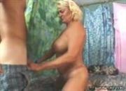 Mature Blonde Dana Hayes