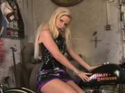 Biker slut from hell - Julia Reaves