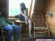 Experienced Mom Fucked by stepSon part 2