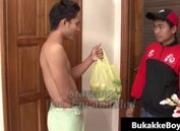 Banging the Delivery Boy 1 by BukakkeBoy