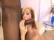 Brittany Blaze fucks black dude