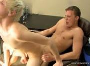 Anal glasses facial kissing blond fucking blowjob skinny jocks
