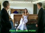 Bride fucks 2 Groomsmen