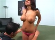 Eva Angelina and a driver