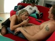 Vicky Vette Fucks What She Can Get