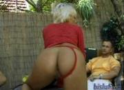 Vivienne fucked outdoor