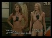 Next Door Nikki - Topless On Jerry Springer PPV