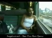 Indian Babe Train Sex