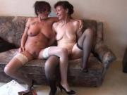 German dykes lezzing out - Julia Reaves